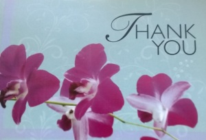 Thankyou to my Dentist